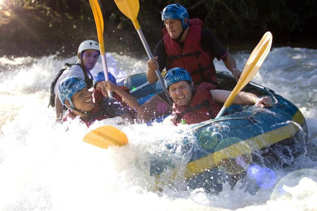 Rafting Camping Packages in Rishikesh