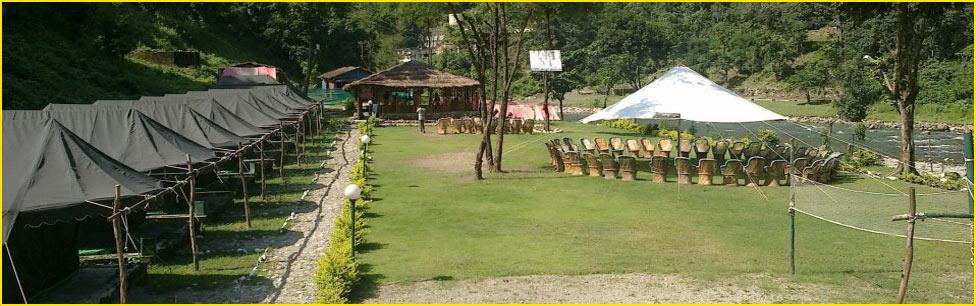 Camp Hideaway Rishikesh
