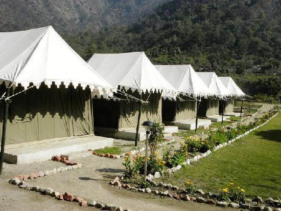 Camp Paddler Zone Rishikesh
