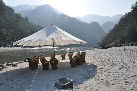 Camp Rapidfire Rishikesh