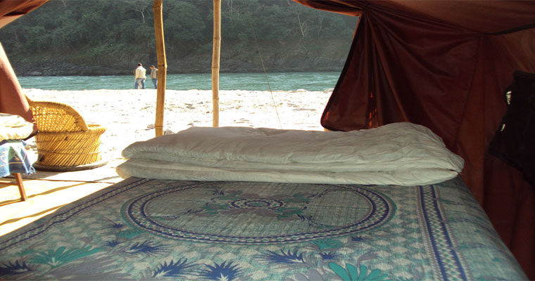 Camp River Zone Rishikesh