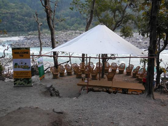 Camp Roller Coaster Rishikesh