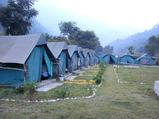 Camp Wildex Rishikesh