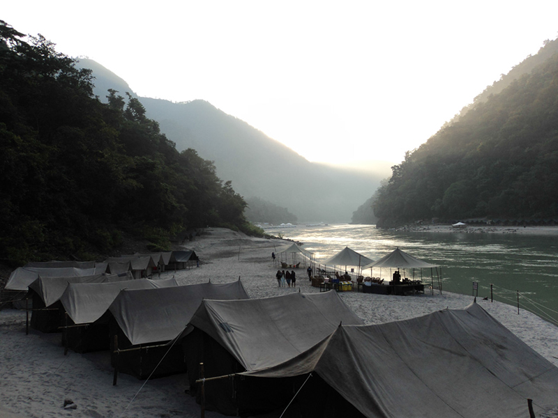 Leopard Beach Camps Rishikesh