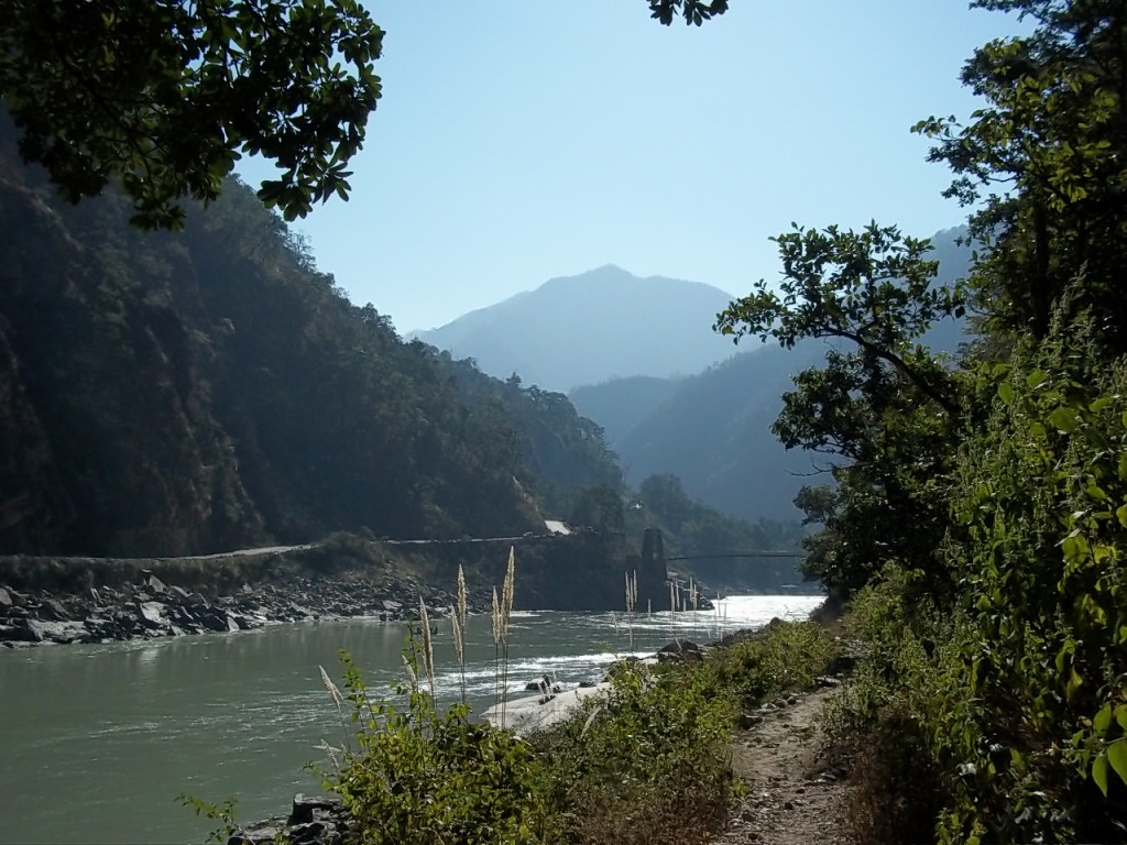 Rishikesh Rafting Season