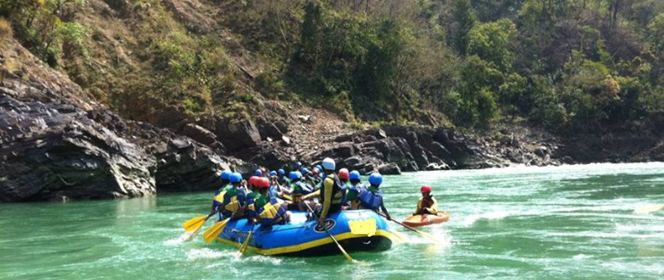xperience India Rafting Camp Rishikesh
