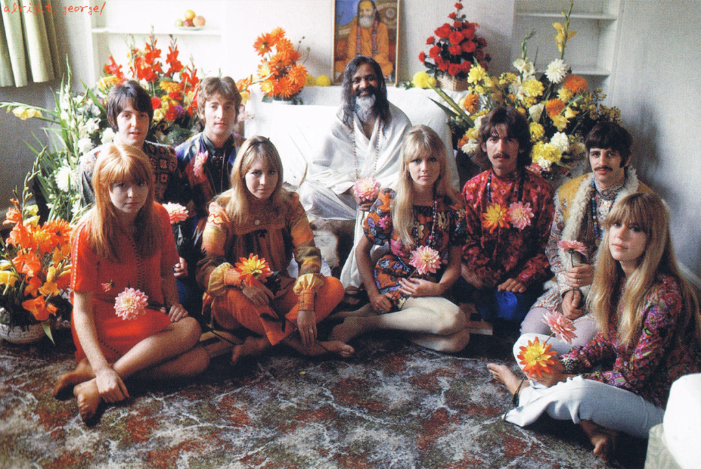 The Beatles - Rishikesh