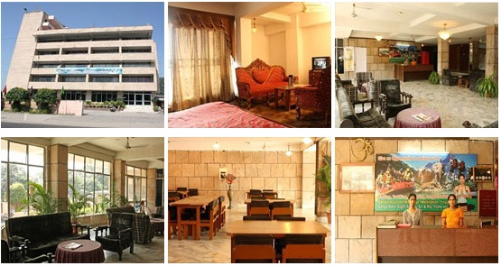Hotel Ganga View Rishikesh