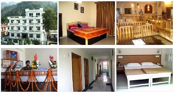 Hotel Surya Palace Rishikesh