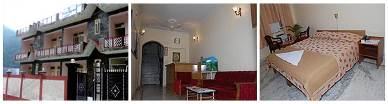 Hotel The Hermitage Rishikesh