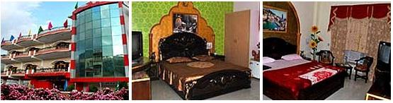 Rishabh -The Grand Castle Resort Rishikesh