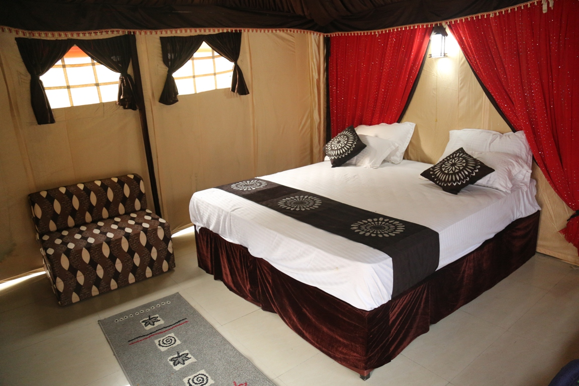 1N2D Luxury Camp Package